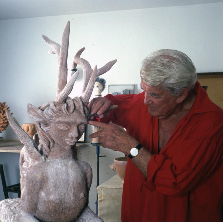 Резултат с изображение за jean marais sculpture